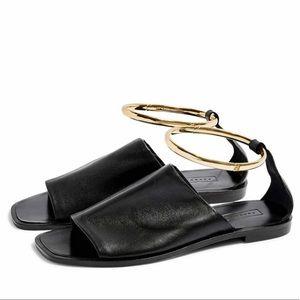 NWT Topshop Flora Anklet Sandal
